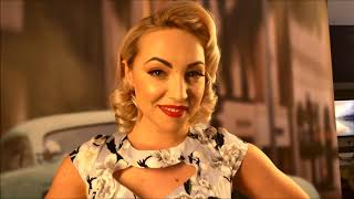 Peggy Sue Pinups   50's Style Makeover and Photoshoot from IntoTheBLue