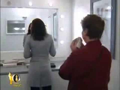 scherzo: non mi vedo allo specchio!