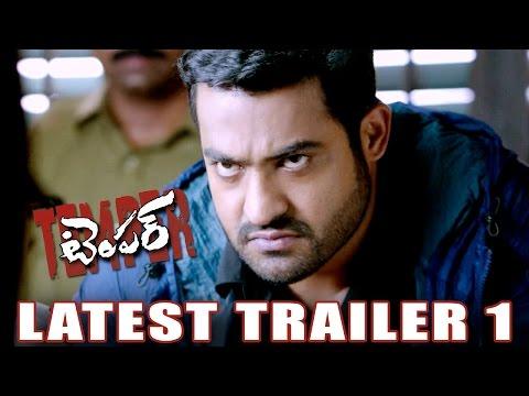Temper Latest Trailer 1  Jr Ntr Kajal Aggarwal Puri Jagannadh