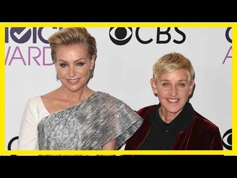 Breaking News | Portia De Rossi has quit acting. Here's the reason.