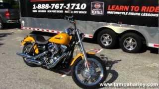 8. 2013 Harley-Davidson FXDC Dyna Super Glide