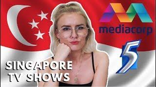 Video REACTING TO SINGAPORE TV SHOWS! MP3, 3GP, MP4, WEBM, AVI, FLV September 2018