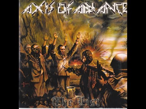 Axis Of Advance - The List (full album 2002)