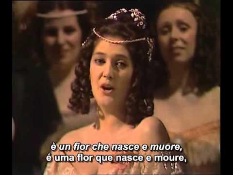 La Traviata - Verdi (Glyndebourne, 1988) -- Ópera Completa (1 Vídeo) Legendada (Português/Italiano)