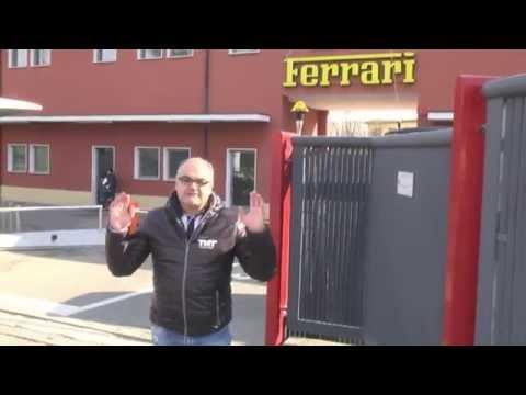 ferrari: il sogno di ogni persona, entriamo nella fabbrica di maranello!