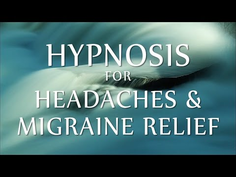 Hypnosis for Headaches & Migraine Relief