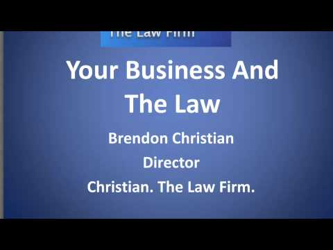 Disclaimer: A Business And Legal Concept