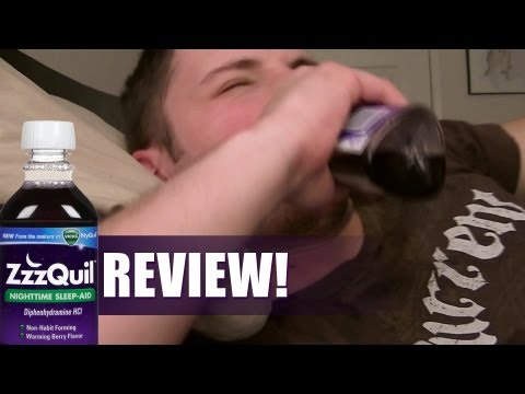 ZzzQuil Review - It Changed My Life!