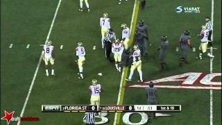 DeVante Parker vs FSU (2014)