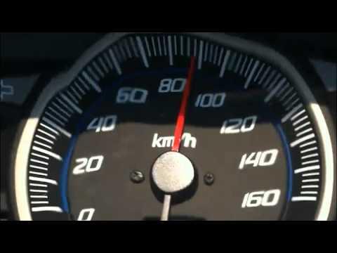 Honda PCX 加速