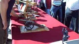Olmedo Spain  city pictures gallery : panzertreff Olmedo (Spain) 26-05-2012- video 6 disparo cañón