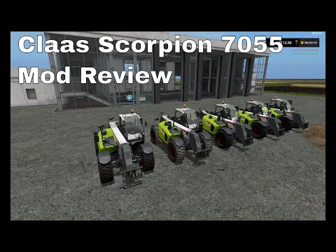 Claas Scorpion 7055 - DH v1.0.0