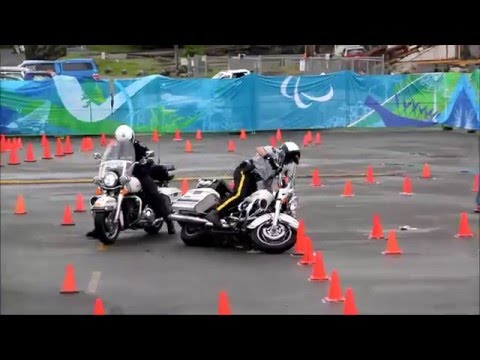 Police Motorcycle Bloopers