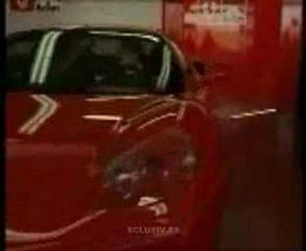 Ferrari 360 Modena promotional video