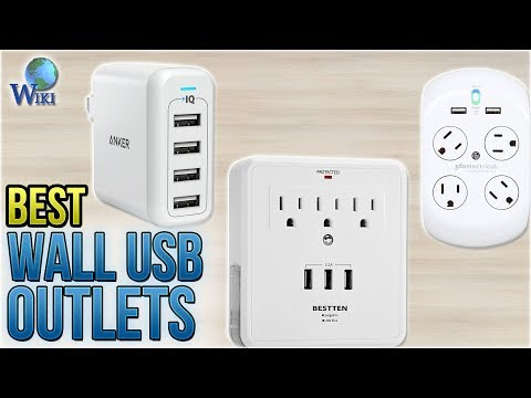 10 Best Wall USB Outlets 2018