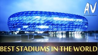 Download Video THE MOST BEAUTIFUL STADIUMS IN THE WORLD MP3 3GP MP4