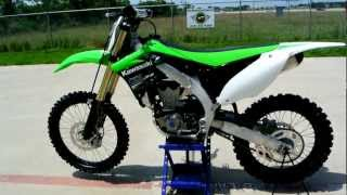 8. Overview and Review: 2013 Kawasaki KX450F