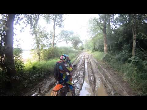 Dirt Bike crashes, Out Takes and bloopers 2012