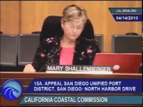 Coastal Commissioner Ben Hueso proposes Broadway Pier de minimis motion