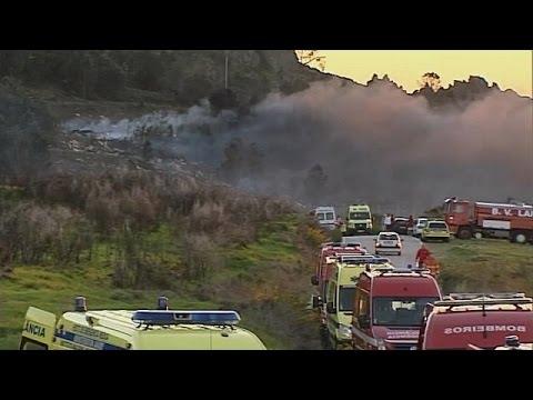 Πορτογαλία: Φονική έκρηξη σε εργοστάσιο πυροτεχνημάτων