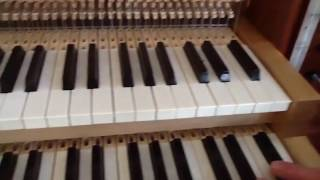 Building, Voicing & Tuning of the Kenneth Jones Skrabl Organ