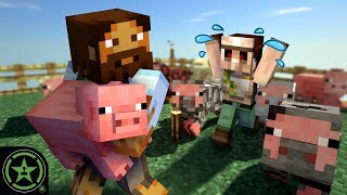 Make a Pig Axe - Minecraft - Sky Factory 4 (Part 4) | Let's Play by Let's Play