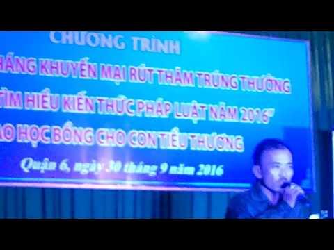 Ngày hội khuyến mãi chợ Phú Lâm 2016