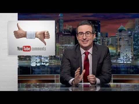 John Oliver Reads Fan Mail