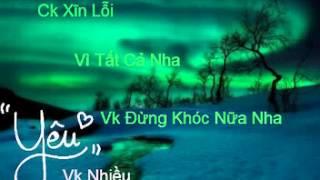 Anh Xin Lỗi Remix - DJ Bình Saker