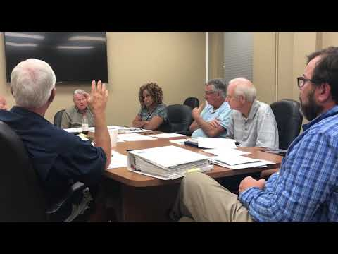 Video: Wilson planning committee discusses junk