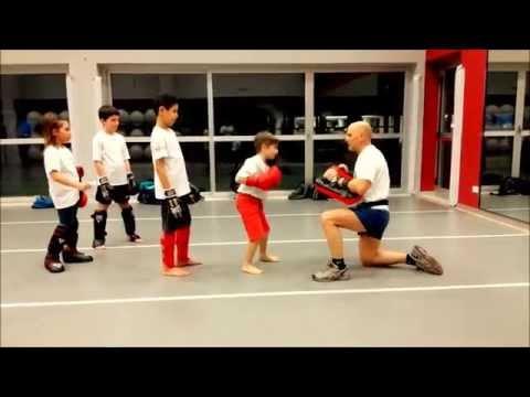CORSO BAMBINI - Kickboxing CUS Bergamo ASD