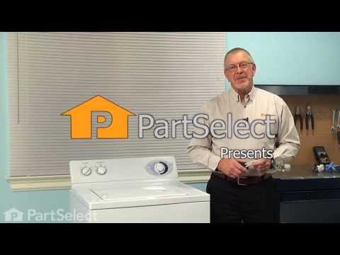 Washing Machine Repair – Replacing the Timer Knob and Clip (GE Part # WH01X10061)