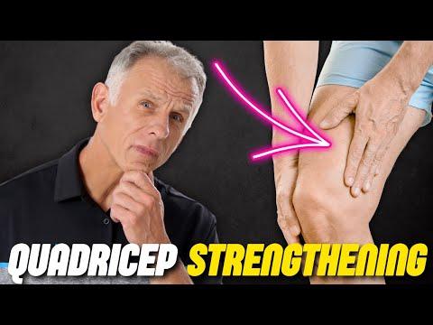 10 Excellent Quadriceps Strengthening Exercises- Easy to Hard.