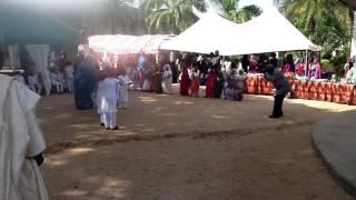 Kanuri Dance