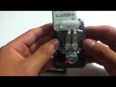 Cómo utilizar un cargador universal – Cargador universal para baterías