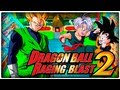 Dragon Ball Raging Blast 2 Treinando O Goten