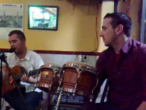 SERGIO VIVAR flamenkito salsero rumba