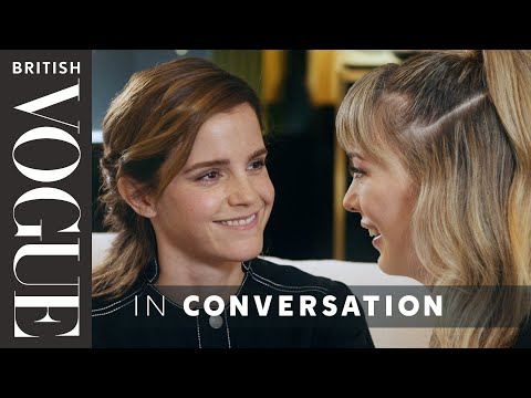 Emma Watson Talks Turning 30, Working With Meryl Streep, And Being Happily Single   British Vogue