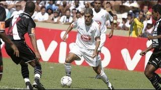 Santos 2 x 1 Vasco - Santos Campeão Brasileiro de 2004