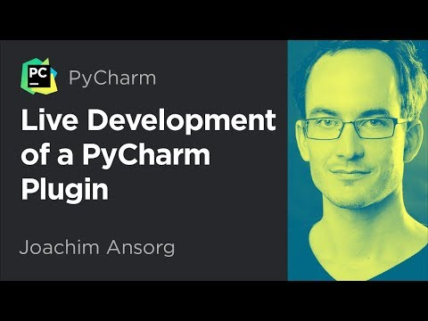 Live Development of a PyCharm Plugin