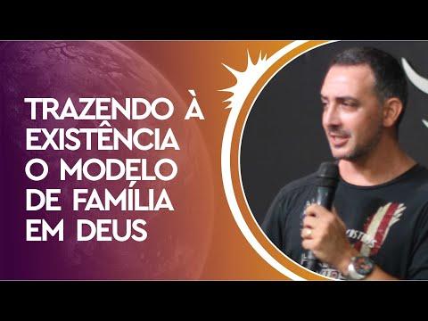 13/01/2019 - Trazendo à Existência o Modelo de Família em Deus - Apóstolo Cristiano Miranda