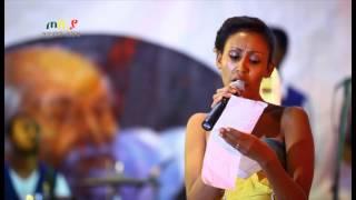 Misrak Terefe And The Tobiya Poetic Jazz Group
