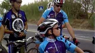 XXXV Excursão Ciclista G D C dos Bairros Santa Maria e Fontanas 9-9-2012