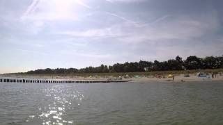 Zingst Germany  city pictures gallery : GoPro - Zingst 2015 (Sommer/Sonne/Strand/Meer) Youtube- Version