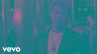Music video by Jon Bon Jovi performing Not Running Anymore. © 2012 Lakeshore Records/Universal Music Group.  Under License to the Island Def Jam Music Group