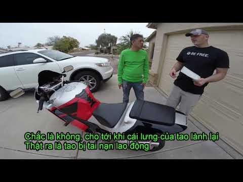 MVlog 54: Kí sự mua moto cũ ở Mỹ, mua lộn Ducati nhái - Thời lượng: 34 phút.