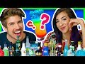 MIXING EVERY TYPE OF ALCOHOL! - TASTE TEST! W/ GABBIE HANNA