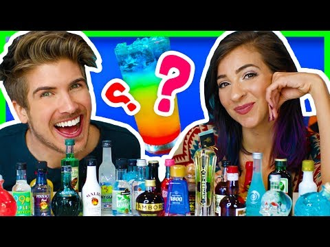 Video MIXING EVERY TYPE OF ALCOHOL! - TASTE TEST! W/ GABBIE HANNA download in MP3, 3GP, MP4, WEBM, AVI, FLV January 2017