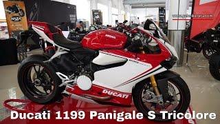 3. 1199 Panigale S Tricolore the Beast | Galeri Kereta