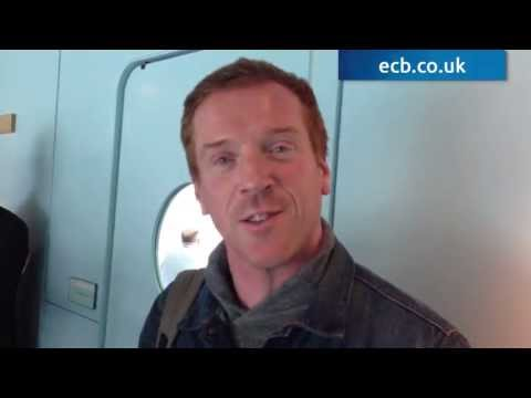 award - By chance we caught up with actor Damian Lewis at Lord's today - turns out he's a big fan of the England team and shares texts with Matt Prior! He also had a...